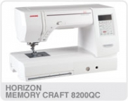 Memory Craft 8200 Quilters Companion