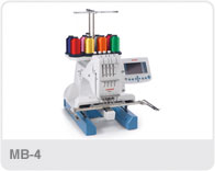 Embroidery only machines